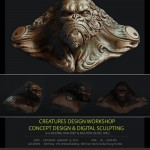 Creatures Design Workshop - Concept Design & Digital Scupting