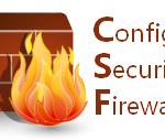 CSF - Firewall miễn phí trên Linux